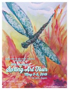 Earth Arts Spring Tour