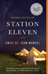Book Discussion for STATION ELEVEN by Emily St. John Mandel (online)