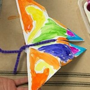 Origami Butterflies for Kids