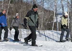 Snowshoe Discovery Walk (Ages 8 to adult)
