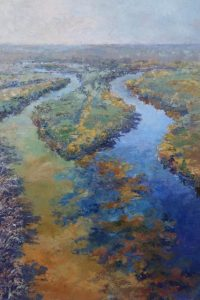 Watershed Painting Demo & Artist Talk with Greg Lecker