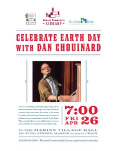 Celebrate Earth Day with Dan Chouinard