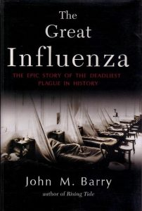 """River Falls History Book Group Discussion - """"The Great Influenza"""""""