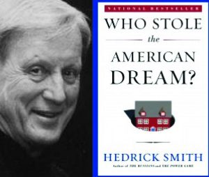 Pulitzer Prize Winner Hedrick Smith at Stillwater Library