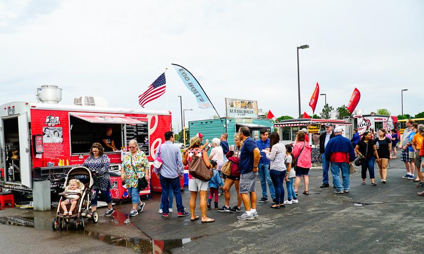 Food Truck Extravaganza 2021
