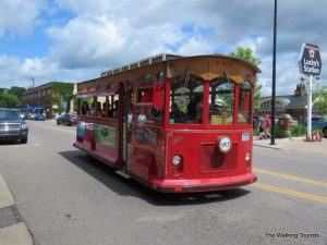 Storytime Trolley