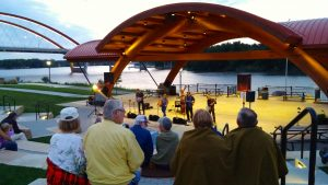 Music in the Park - Double Down Daredevils