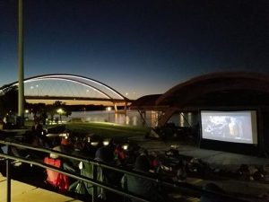 Movie in the Park- The Flintstones