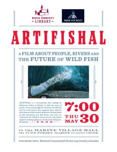 ARTIFISHAL - a documentary about wild fish