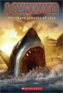 """""""I Survived the Shark Attacks"""" Book Party"""