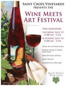 Wine Meets Art Festival