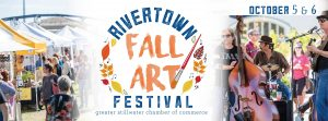 CANCELLED: Rivertown Fall Art Festival