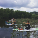 Sunset SUP Yoga Workshop