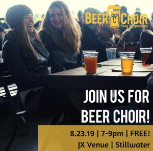 Beer Choir!
