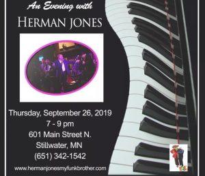 An Evening with Herman Jones