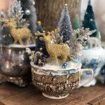 Winter Teacup Diorama Workshop