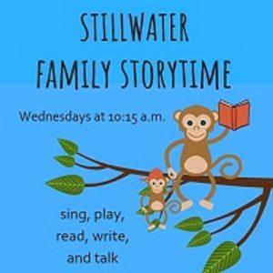 Family Storytime: Stillwater Library