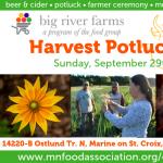 Big River Farms Harvest Potluck