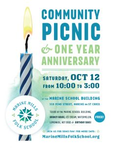 1-Year Anniversary Celebration – Community picnic/Open House