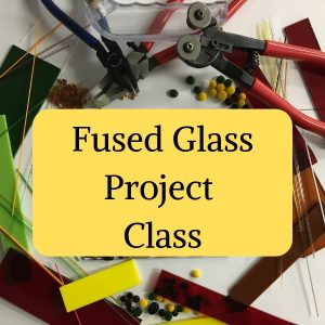 Fused Glass beginner & experienced
