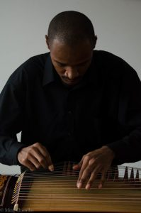 Free CONCERT: Jarrelle Barton, American Guzheng Artist