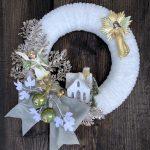 Vintage Chenille Wreath Workshop