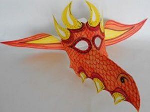 Wild Things Masks! (K-6)