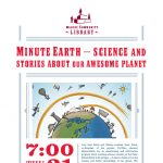 MinuteEarth: Science and Stories About Our Awesome Planet
