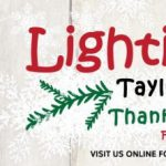 Taylors Falls Lighting Festival