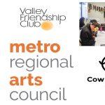Valley Friendship Club Creative Writing Reading