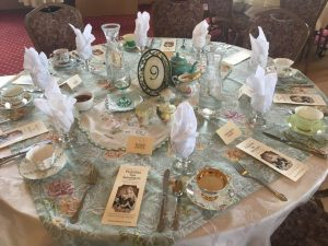 Victorian Tea at the Historic Courthouse