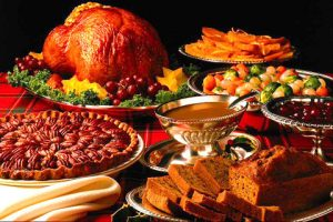 Thanksgiving Buffet at Matchsticks