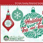 Octagon House Holiday Tea & Tour