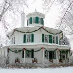 Christmas Tours at the Octagon House Museum