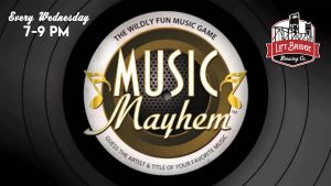 Music Mayhem at Lift Bridge Brewery