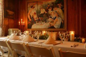 Valentine's Downton Abbey Dinner