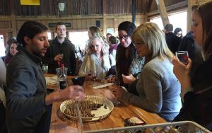 Spring Cheese and Chocolate Weekend