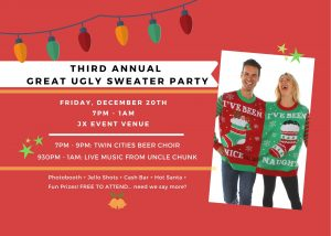 Great Ugly Sweater Party