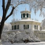 Christmas Tours at the Octagon Museum
