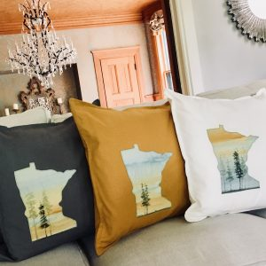 Handmade Painted Pillow Class - YOU are the artist tonight!