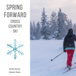 Spring Forward XC Ski
