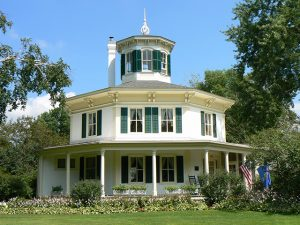 Octagon House Museum - History of Lumber