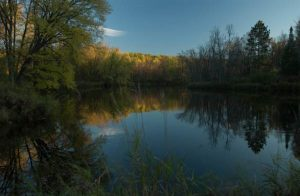 Candlelight Night at Wild River State Park