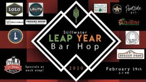 Stillwater Leap Year Bar Hop