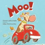 March MOO-stery Month Celebration featuring author David LaRochelle & illustrator Mike Wohnoutka