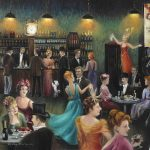 POSTPONED: Paris in the 20's Dinner