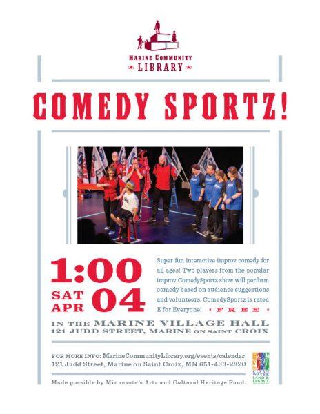 Comedy Sportz!