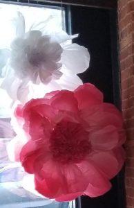 Big Blooming Tissue Flower Online Class