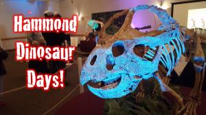 Hammond Dinosaur Days