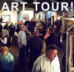 2020 EarthArts Spring Art Tour